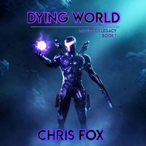 Dying World audiobook cover art
