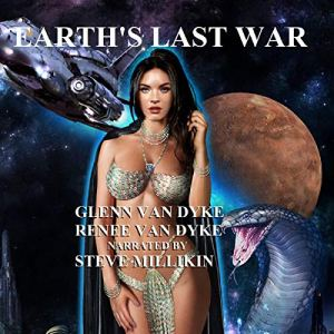 Earth's Last War audiobook cover art