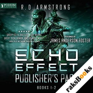 Echo Effect: Publisher's Pack (Books 1-2) audiobook cover art