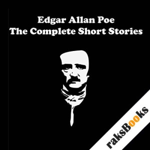 Edgar Allan Poe - The Complete Short Stories audiobook cover art