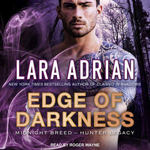 Edge of Darkness audiobook cover art