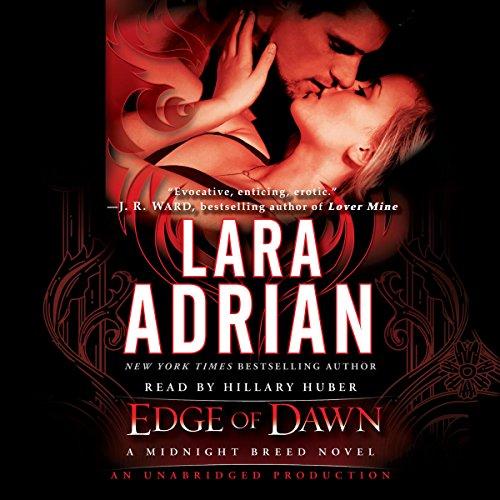 Edge of Dawn audiobook cover art