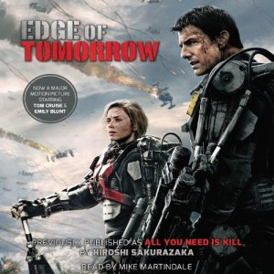 Edge of Tomorrow (Movie Tie-in Edition) audiobook cover art