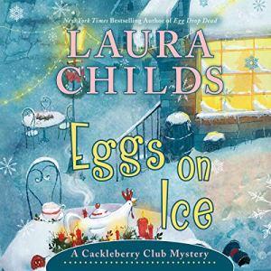 Eggs on Ice audiobook cover art