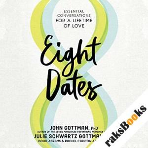 Eight Dates audiobook cover art