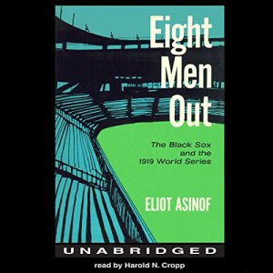Eight Men Out audiobook cover art