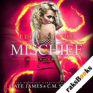 Elements of Mischief audiobook cover art