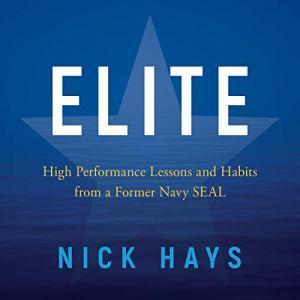 Elite audiobook cover art