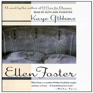 Ellen Foster audiobook cover art