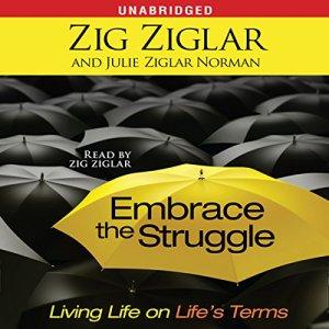 Embrace the Struggle audiobook cover art