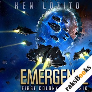 Emergence audiobook cover art