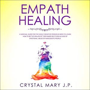 Empath Healing audiobook cover art
