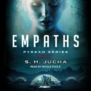 Empaths audiobook cover art