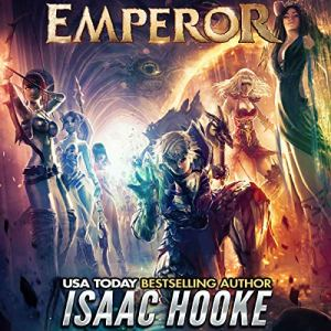 Emperor audiobook cover art