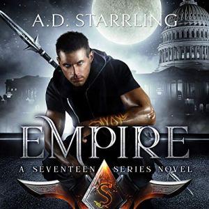 Empire audiobook cover art