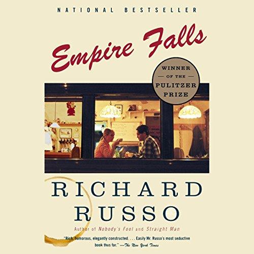 Empire Falls audiobook cover art