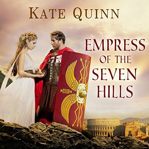 Empress of the Seven Hills audiobook cover art
