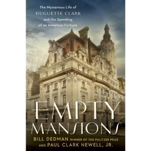 Empty Mansions audiobook cover art