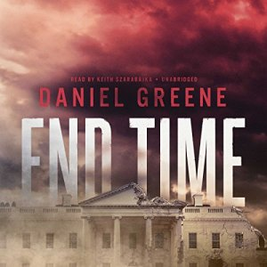 End Time audiobook cover art