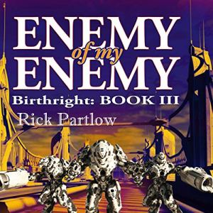 Enemy of My Enemy audiobook cover art