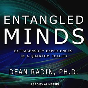 Entangled Minds audiobook cover art
