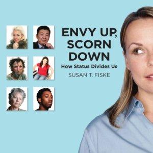 Envy Up, Scorn Down audiobook cover art