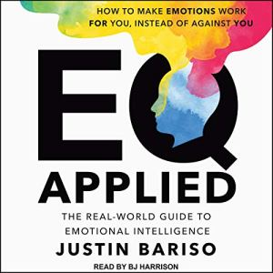 EQ Applied audiobook cover art