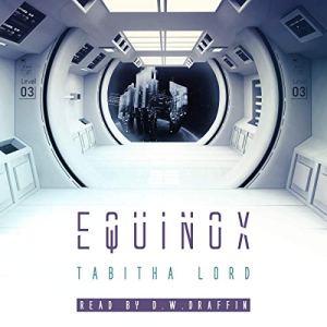 Equinox audiobook cover art