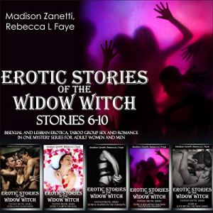 Erotic Stories of the Widow Witch: Stories 6-10 audiobook cover art