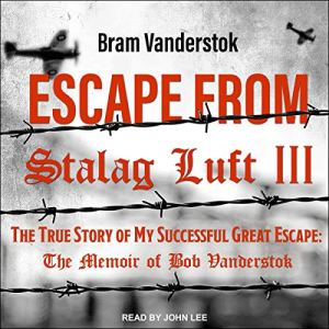 Escape from Stalag Luft III audiobook cover art