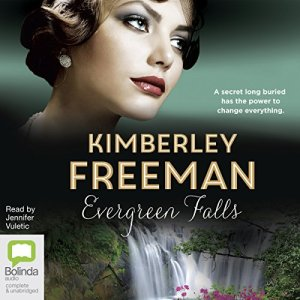 Evergreen Falls audiobook cover art