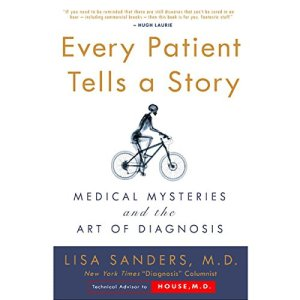 Every Patient Tells a Story audiobook cover art