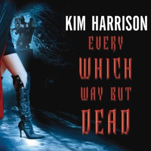 Every Which Way but Dead audiobook cover art