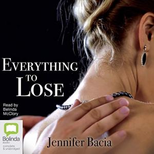 Everything to Lose audiobook cover art