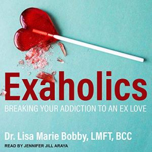 Exaholics audiobook cover art
