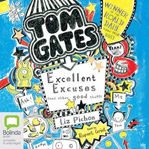 Excellent Excuses (and Other Good Stuff) audiobook cover art