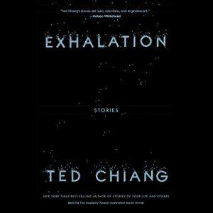 Exhalation audiobook cover art