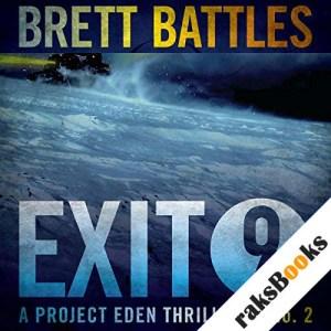 Exit 9 audiobook cover art
