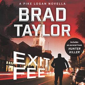 Exit Fee audiobook cover art