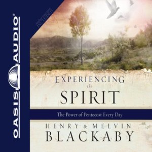 Experiencing the Spirit audiobook cover art