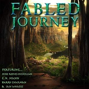 Fabled Journey III audiobook cover art