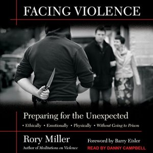 Facing Violence audiobook cover art