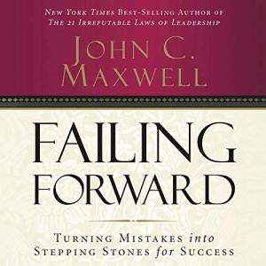 Failing Forward audiobook cover art