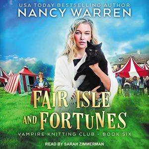 Fair Isle and Fortunes audiobook cover art