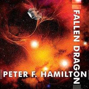Fallen Dragon audiobook cover art