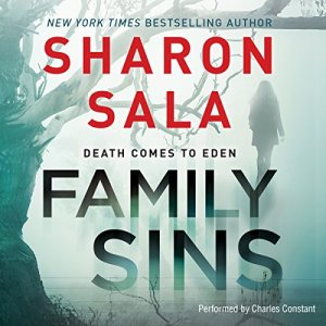 Family Sins audiobook cover art
