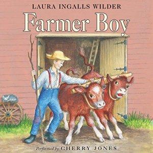 Farmer Boy audiobook cover art