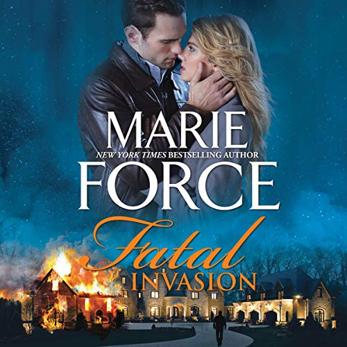Fatal Invasion audiobook cover art