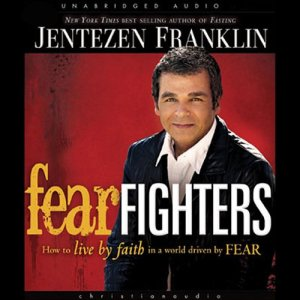 Fear Fighters audiobook cover art
