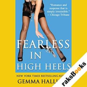 Fearless in High Heels audiobook cover art